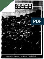 Chavez-Carballal, La Ciudad Solidaria