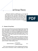 Symmetries and Group Theory