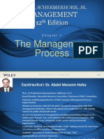 Ch01 the Management Process