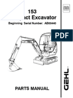 153 Excavator After Sn