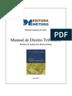Adendo Manual de Direito Tributário - Super Simples - julho 2007