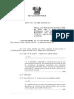 LeiOrd 9619 10mai12 RegulaCustasJudiciais e Extrajudiciais