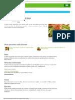 La dieta Ornish vegetariana  eHow en Español