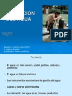 2006_agua_introduccion general_valoración