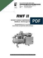FRICK Rotary Screw Compressor
