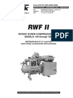 FRICK Rotary Screw Compressor