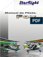 Manual Aeronave Fox (PT)
