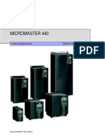 Micro Maser 440 Manual