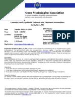 3-18-14 youth psychiatric ce flyer