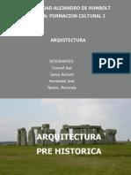 Evolución Arquitectonica