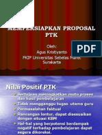 2 Mempersiapkan Proposal Ptk