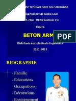 BETON ARM-I,II,III