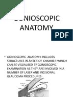 Gonioscopic Anatomy Ppt