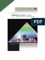 Procyon Manual