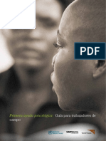 Primera ayuda psicológica, Guía para trabajadores de campo (OMS)