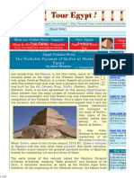 The Meidum Pyramid