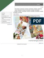 HDR-CX230 Users Guide_EN