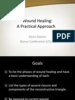 2012 KevinSextonMay2 BC Wound Healing
