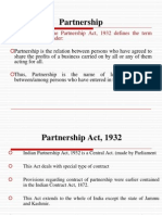 LAW Partnership Act 1932