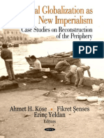 Neoliberal Globalization as New - Ahmet H. Kose