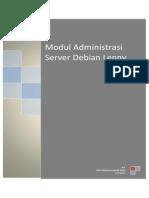 Modul Administrasi Server Debian