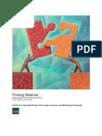 Finding Balance, 2009; Volume 2