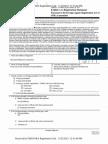 US Government FARA Lobbying Disclosure 6199 (Thailand)