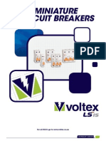Lsis Miniature Circuit Breakers