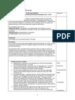 Plan Van Aanpak Schuldhulpverlening van van de gemeente Edam-Volendam
