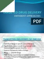 targeteddeliveryofdrugs-130613210941-phpapp01