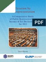 Taxation by Misrepresentation
