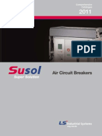 Susol Metasol Air Circuit Breakers