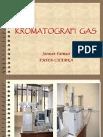 KULIAH 4. Kromatografi Gas