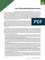 Celebrating 25 Years of Neuroscience