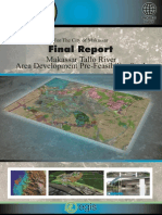 Makassar Tallo River Area Development Pre-Feasibility Final Report A4