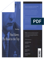 Paul Keres - The Road to the Top - Keres