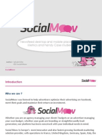 Social Moov Newsfeed Usecase