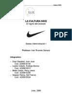 La Cultura Nike