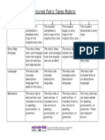Fractured Rubric