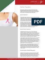 Angsamerah   Kanker Payudara
