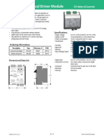 EXD-U00 Universal Driver Module