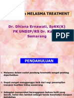Update on Melasma Treatment-Dr. Dhiana E.spkk(K)