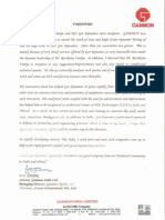 GD Newsletter No.1, June 2011