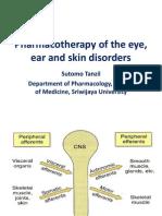 Pharm.ther. Eye, Ear & Skin