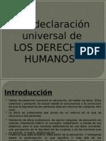 Presentacion de Los Derechos Humanos2