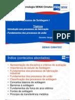 Processos de Soldagem I_Parte I_2009-2