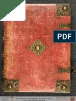 Cod.heid.N.F.9 Matthias Von Kemnat Chronik Friedrichs I. Heidelberg Um 1476
