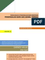 3.2.a. Earn Value (Lanjutan
