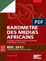 Barometre Des Medias Africains (Congo)