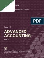 Advanced Accounting Vol.-i